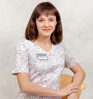 Луканкина Ирина Александровна