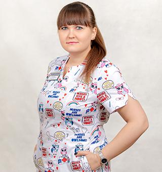 Сысоева Ксения Олеговна