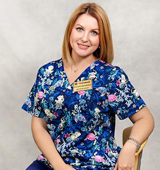 Герасимова Анастасия Дмитриевна