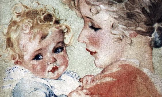 Как же маме чувствовать себя красивой в период грудного вскармливания