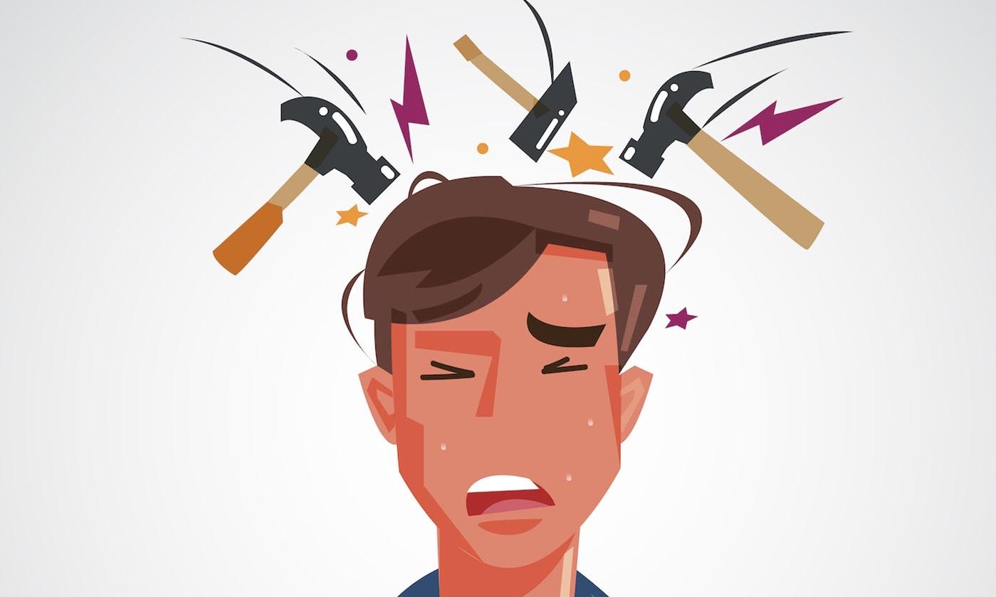 Простой тест: есть ли у меня мигрень?