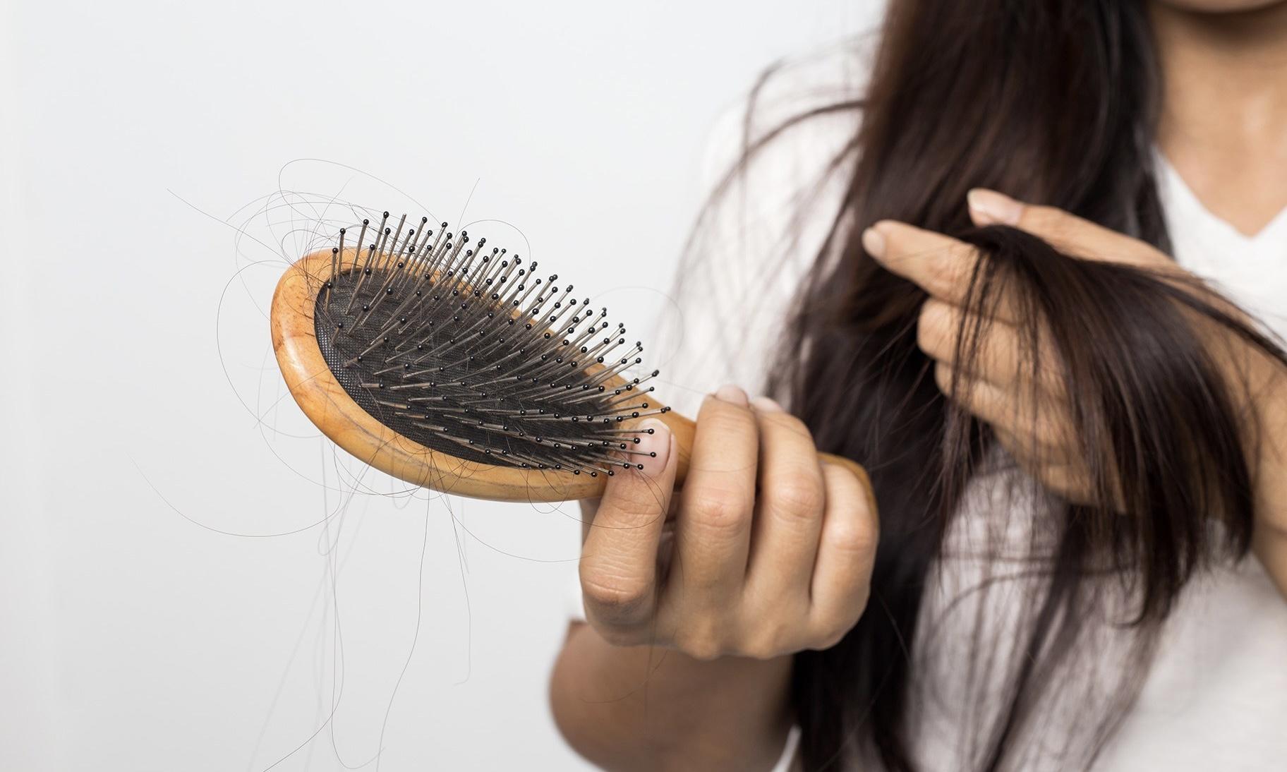Выпадение волос на грудном вскармливании